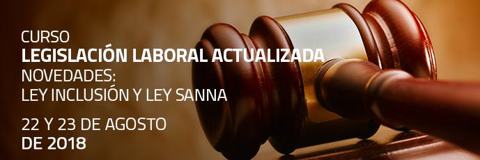 LEGISLACIÓN LABORAL ACTUALIZADA