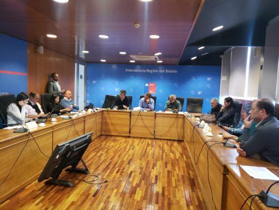 Gremios del Biobío llaman a un diálogo político urgente por la paz y la unidad nacional