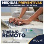 EMPRESAS DE BIOBÍO INTENSIFICAN PROTOCOLOS PREVENTIVOS