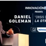 "Daniel Goleman realizará charla gratuita titulada ""Crisis de salud mental, la otra pandemia"""